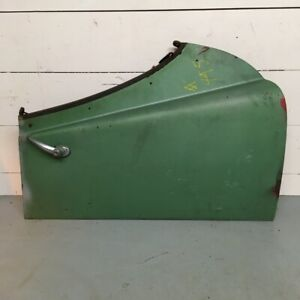 Original Triumph TR3 TR3A Right Hand Door Shell Assembly OEM