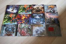 CD Sammlung Iced Earth (12CD´s)