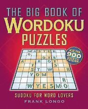 The Big Book of Wordoku Puzzles: Sudoku for Word Lovers (English, paperback)