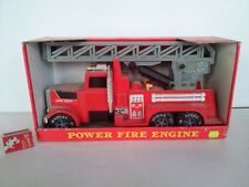Large Power Fire Engine. New in Box