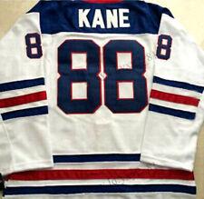 Custom Retro 2010 US Patrick Kane #88 Ice Hockey Jersey Stitched Any Name Number