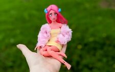 Ooak ball jointed fan art doll of Persephone from Lore Olympus Bjd
