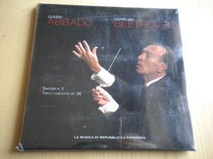 Claudio Abbado BeethovenSinfonia n 5 Triplo concerto op 56CDNUOVO classica