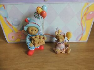 Cherished Teddies - 2009 Membership Kit - Donavan and Photo Clip