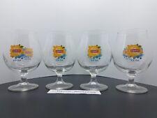 4x 33cl Lipton Ice Tea glasses