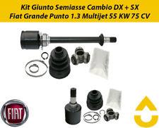Kit Giunto Semiasse Cambio DX + SX Fiat Grande Punto 1.3 Multijet 55 KW 75 CV