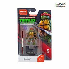 Mega Construx Heroes Series 5 Teenage Mutant Ninja Turtles TMNT Donatello