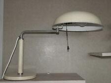 VINTAGE LAMPADA atomica AMBA Alfred Mueller Bauhaus schreibtischlampe macchina età