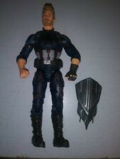 Marvel Legends Infinity War Captain America 2018 Thanos BAF Wave