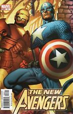 The New Avengers #6 (NM)`05 Bendis/ Finch  (VARIANT)