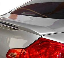 UN-PAINTED FLUSH MOUNT REAR SPOILER FOR 2007-2013 INFINITI G35/G37 4 DOOR SEDAN