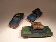 handmade scenery for The walking dead all out war game 1 car apocalypse