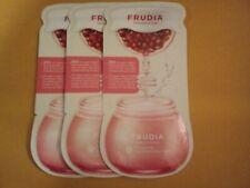 3 Frudia (K-Beauty brand) Pomegranate Nutri-Moisturizing Cream Sample Packets