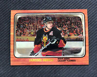 2002-03 TOPPS HERITAGE JAROME IGINLA CHROME PARALLEL #ed 103/667