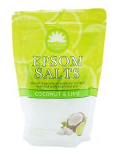 Elysium Spa Epsom Salts Magnesium Sulphate Crystals - Coconut & Lime 450g