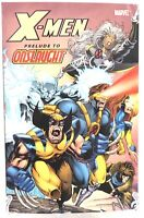 X-Men Prelude to Onslaught Cyclops Wolverine Marvel Comics TPB Paperback New