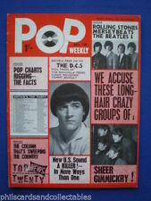 December Pop Music, Dance & Theatre Magazines in English