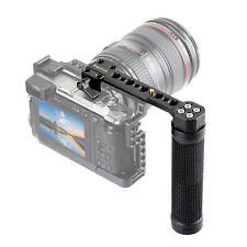 SmallRig NATO Side Handle(Rubber)with QR Safety Rails for DSLR Cameras - 1951