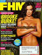 FHM 6/04,Brooke Burke,June 2004,NEW