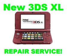 Fix Broken AS IS Nintendo New 3DS XL 2015 Model System Parts and Repair Service!