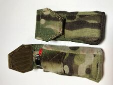 Lighter / Utility Pouch MultiCAM  Hook backed, Helmet Gear Tactical accessories