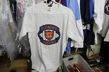 Syracuse Orangemen T-Shirt Adult Medium Licensed NWT Grey NOS