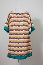 "Size 14 ""Missoni"" Gorgeous Ladies Tunic Top. New w/ Tags! Bargain!"