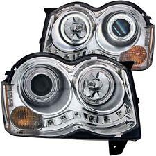 Headlight Set-Projector w/Halo ANZO 111214