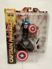 Marvel Select Captain America Collector's Action Figures