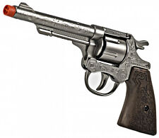 Billy The Kid 8 Shot Toy Cap Gun Child Play Replicas by Parris Ring Caps Colt 45