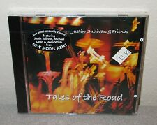 JUSTIN SULLIVAN Tales Of The Road RARE SEALED NEW 2004 UK CD New Model Army NMA