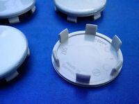 4x Nabenkappen Nabendeckel Felgendeckel 59,5 mm  56 mm für Alufelge Z05 Silber