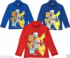 Pokémon Long Sleeve T-Shirts & Tops (2-16 Years) for Boys