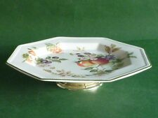 """Johnson Brothers Fresh Fruit - Sandwich or Cake Stand - 10"""" or 25.5 cm diameter"""