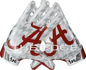"Alabama Crimson Tide 6"" 4LIFE  Car Window Wall Vinyl Glossy Sticker Glove Decal"