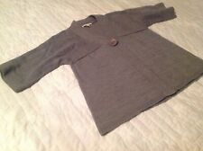 Carolyn Taylor Sweater Women's Size Large Gray TAC