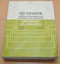 Fußmatten Auto Autoteppich für Toyota Land Cruiser KZJ90 ZJ90 1996-02 CACZA0101