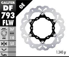Galfer Wavy Rear Brake Disc Wave Rotor KTM 1190 Adventure R