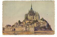le mont-saint-michel  **