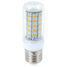 15W E27 48x 5730 SMD LED Corn Bulb Lamp Warm White Light 110V/220V