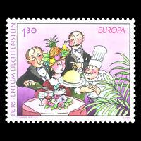 Liechtenstein 2005 - EUROPA Stamps - Gastronomy - Sc 1313 MNH