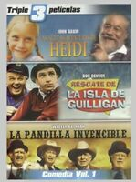 Pack Comedia [New DVD] Argentina - Import