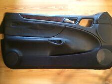 Mercedes-Benz Clk Clk55 Amg Driver Door Panel Left Oem 99-03