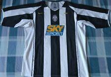 Camiseta Maglia Shirt JUVENTUS Turin Nike Season 2004 Size XL Vintage SKY Sport