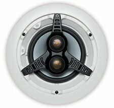 PAIR OF MONITOR AUDIO CT165-T2 (STEREO) IN-CEILING SPEAKERS.