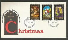 NEW ZEALAND - 1981 Christmas    - FIRST DAY COVER