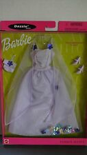 NEW Barbie Fashion Avenue DAZZLE Collection SPRING SPLENDOR Lilac Gown Sparkles