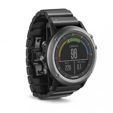 Garmin Fenix 3 Sapphire GPS Running Triathlon GLONASS Sports Watch & Warranty