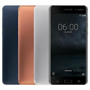 Nokia 5 16GB / 6 32gb unlock Android Smartphone GRADE mix