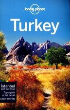 Lonely Planet Turkey (Travel Guide)-ExLibrary
